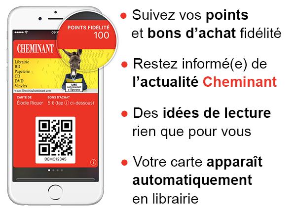 Librairie Cheminant à Vannes